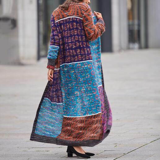 Manteau en mohair M Missoni