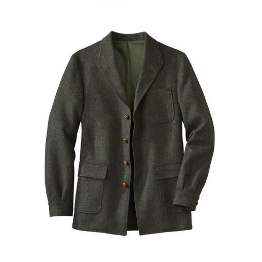 La Teba Jacket Plus élégante qu'une veste. Plus décontractée qu'un veston. Et la parfaite alternative aux deux.