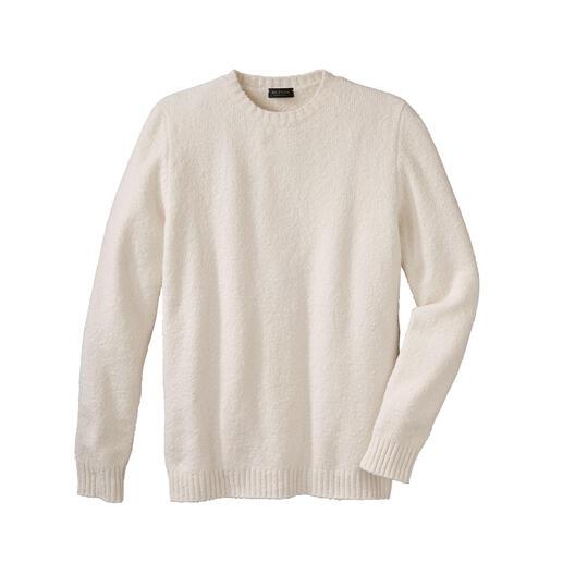 Pull d'hiver en coton Phil Petter Fil de coton douillet d'Italie. Art du tricot par Phil Petter d'Autriche.