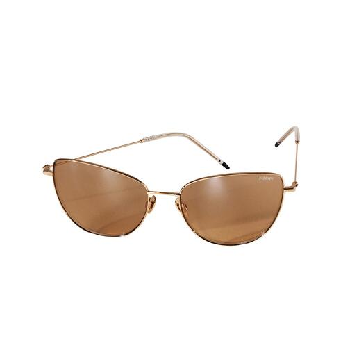 Lunettes de soleil oeil-de-chat JOOP! or Les lunettes glamour au look Cat Eye tendance. De JOOP!