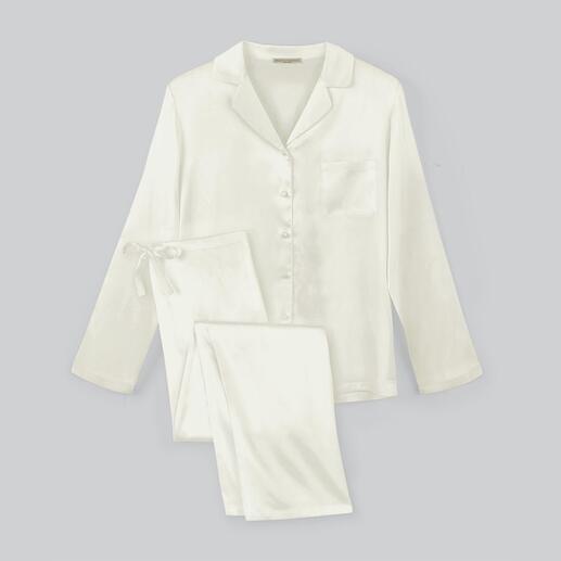Pyjama en soie Chiara Fiorini Un luxe made in Italy – à un prix étonnamment abordable. De Chiara Fiorini.