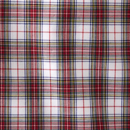 Stewart Dress (Rouge/Blanc)