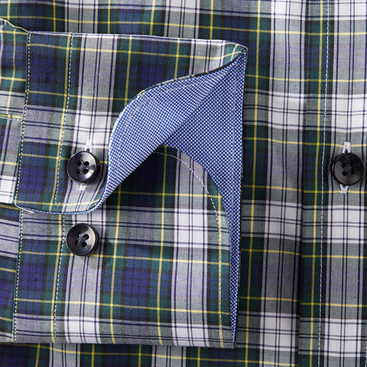 Campbell Dress (Bleu/Blanc)