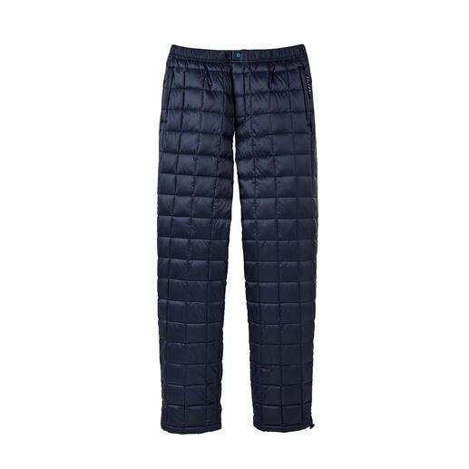 Pantalon en duvet unisexe Taion Plus de chaleur et encore plus de légèreté – grâce à une isolation en duvet rare de haute qualité.