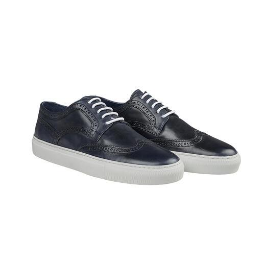 Sneaker brogues Aussi élégantes que des derbys et aussi confortables que vos baskets favorites.