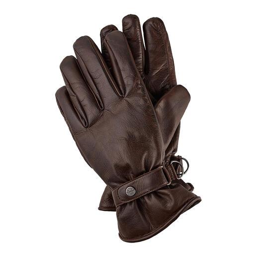 Gants vintage Pearlwood Agréablement souples, extrêmement résistants : des gants en cuir au look vintage tendance. De Pearlwood.