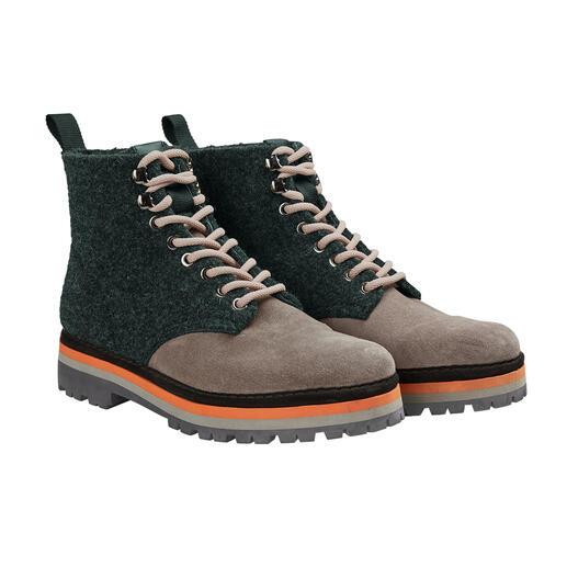 Chaussures de randonnée Pànchic Tendance et robustes – mais étonnamment légères et fonctionnelles. Les chaussures de randonnée de Pànchic.
