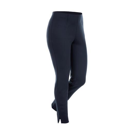 Pantalon Seductive « Sabrina », marine Le pantalon Seductive « Sabrina » : élégant, confortable et flatteur.
