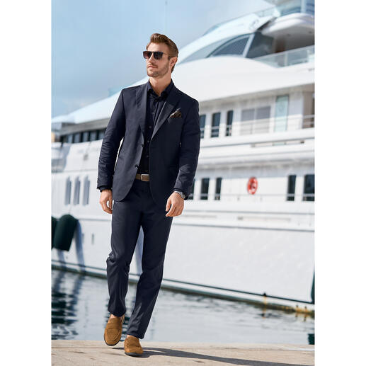Veste ou Pantalon en coton Ultralight Carl Gross Vous ne trouverez pratiquement nulle part ailleurs un costume d'été aussi léger.