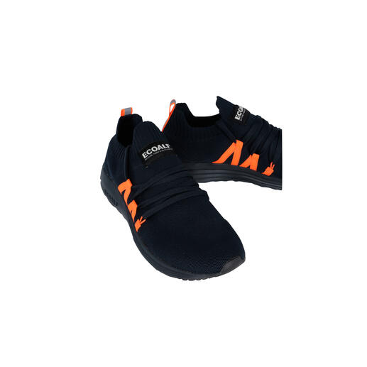 Sneaker Recycling Ecoalf La sneaker durable parmi les baskets tricotées modernes. Faite de plastique marin recyclé. De Ecoalf.
