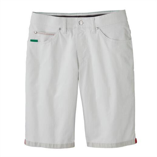 Pantalon ou Bermuda estival opaque Le jean opaque parmi les jeans d'été blancs.