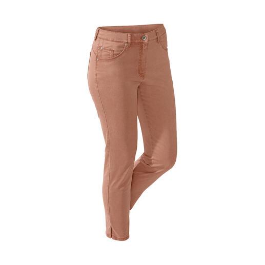 Pantalon ceinture magique RAPHAELA BY-BRAX Votre pantalon grand confort : le pantalon avec ceinture magique de RAPHAELA-BY-BRAX.