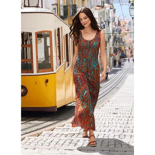 Robe maxi spéciale sac à main Fuzzi La robe de créateur qui se glisse dans votre sac à main. À porter en toute occasion.
