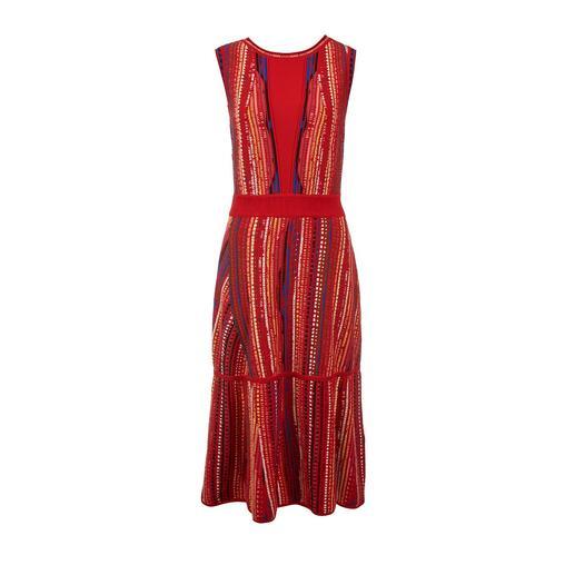 Robe en tricot estivale IVKO Une robe estivale en tricot dans une variété extraordinaire de couleurs et de motifs.