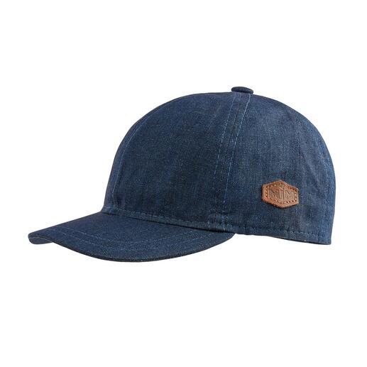Casquette de baseball Pur lin, non doublé : la casquette de baseball légère avec laquelle vous garderez toujours la tête froide.