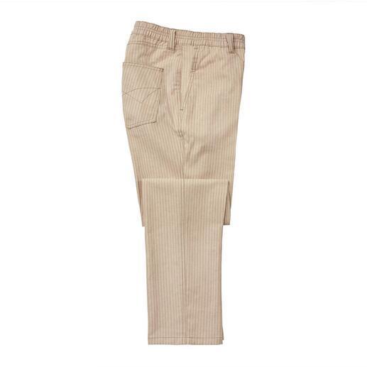 Pantalon Hoal 30° Aussi rafraichissant que les pantalons en lin habituels. Mais beaucoup plus doux et moins froissable.