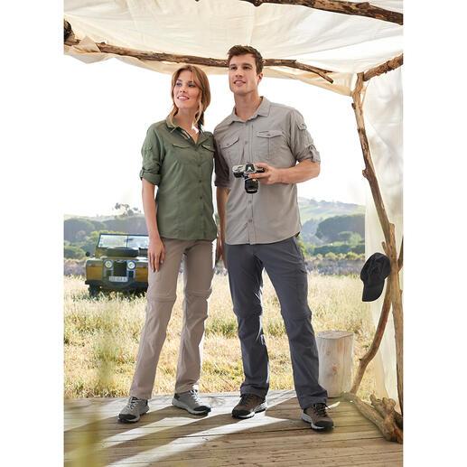 Vêtements anti-insectes Craghoppers Une protection efficace contre les piqûres d'insectes douloureuses – sans avoir à appliquer de produit.