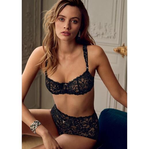 La lingerie « Mon Bijou » Aubade Mon Bijou de Aubade : la lingerie parisienne pour le quotidien.