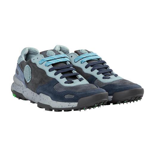Sneaker recyclées Satorisan Stylées. Hyper confortables. En solidarité avec la nature. De Satorisan.