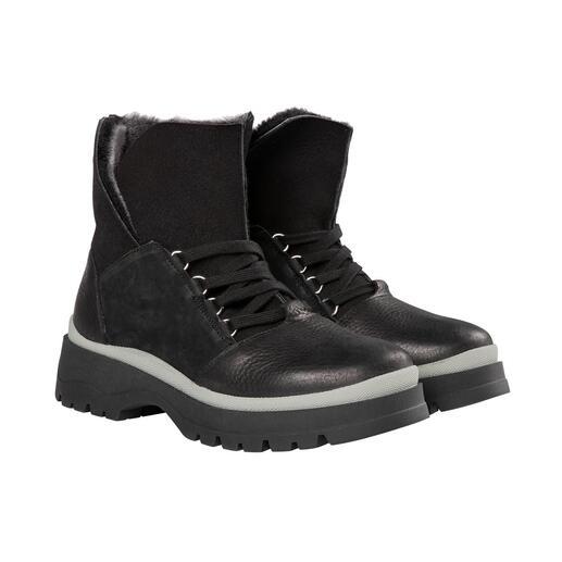 Chaussures de randonnée Werner Élégantes aujourd'hui, adaptées à une utilisation en extérieur demain.