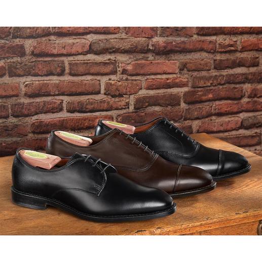 Chaussures d'Allen Edmonds Une qualité sans compromis, qui vous accompagnera des années durant.
