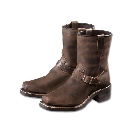 Bottes Dayton « Confederate » Elles sont enfin arrivées en Europe. Les bottes préférées des stars américaines. Fabriquées main à Vancouver.