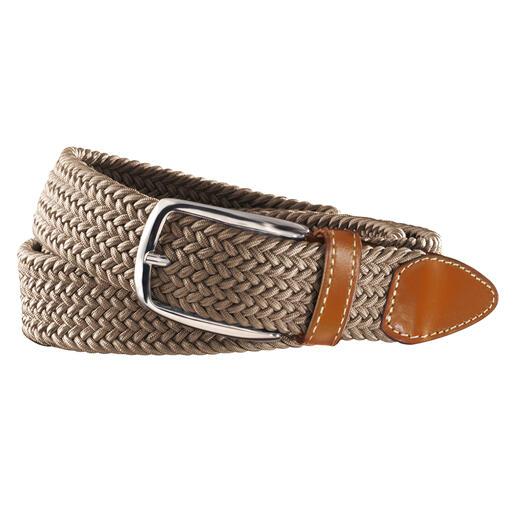 Cette ceinture est incroyable : confortable, réglable en continu … et élastique! Cette ceinture est incroyable : confortable, réglable en continu … et élastique!