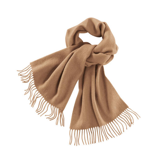 Bonnet ou Écharpe en poil de chameau