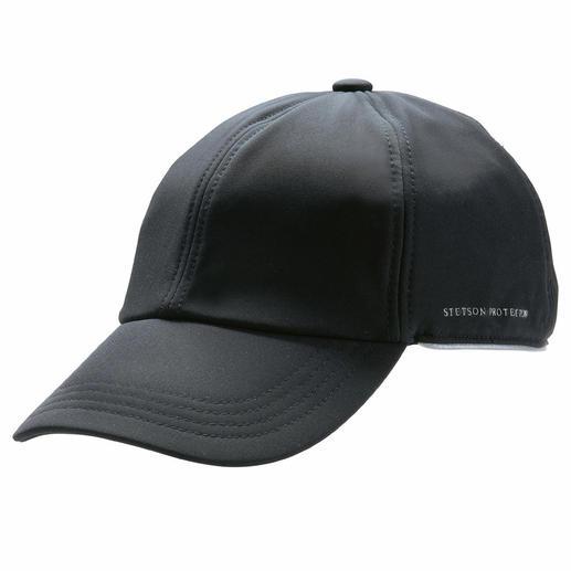 Casquette Softshell - Enfin une casquette protégeant de l'humidité et du vent. En softshell respirant, tenant bien chaud.