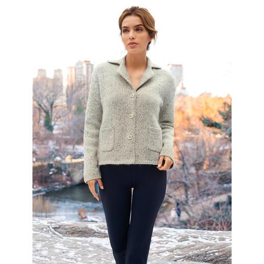 Blazer tricoté de Carbery Aussi agréable qu'une veste en tricot, aussi soigné qu'un blazer.