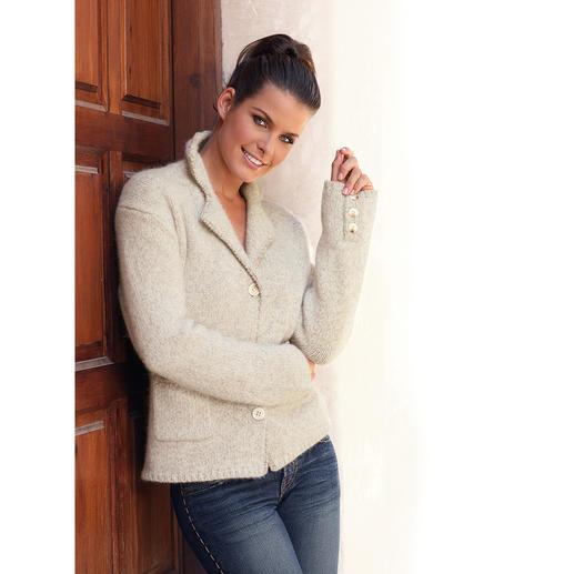 Blazer tricoté de Carbery Agréable comme une veste en tricot, soigné comme un blazer.