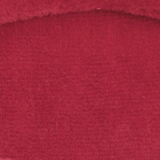 Ballerines en velours Nicki En velours ras ultra doux, avec semelle en cuir– et même lavables en machine.