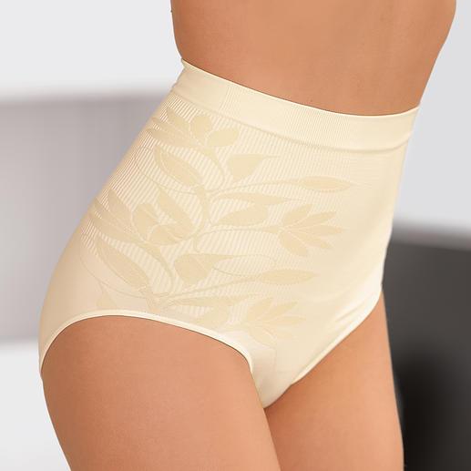 Seamless slip ou top « Fleurs d'hibiscus » Le secret d'une silhouette parfaite digne des plus belles femmes.