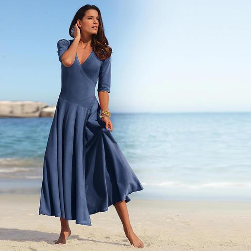 La robe Ibiza Confortable et féminine. Romantique et sexy. L'originale.