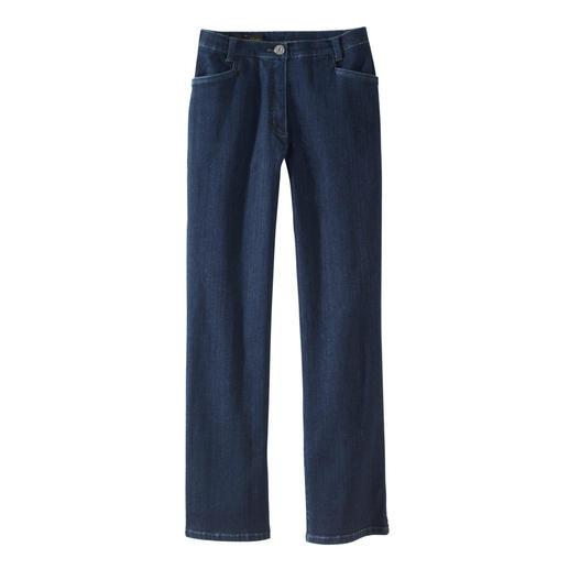 Magic Jeans Un ventre plat, des fesses fermes et une taille de guêpe. Le Magic-Jeans sculpte votre silhouette.