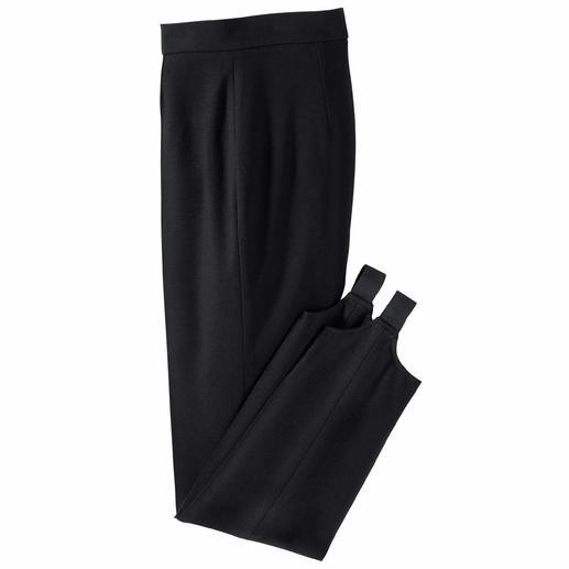 Le pantalon fuseau parfait Ne glisse jamais hors de vos bottes. En fin jersey. Seyant toujours parfait et ne forme aucun pli.