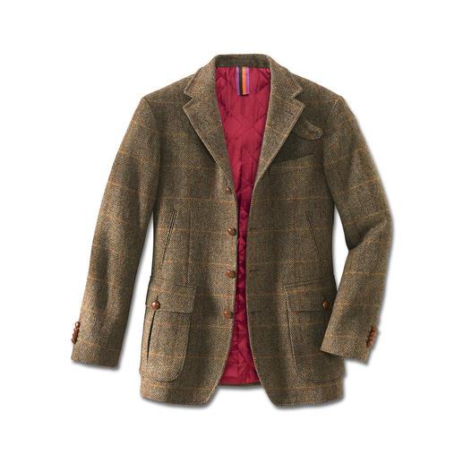 Veste de chasse « Irish Tweed » Votre alternative élégante aux vestes d'extérieur ultramodernes.