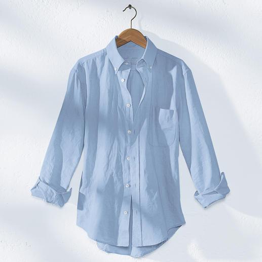 The BDO-Shirt, Basic Collection Redécouvrez une bonne vieille amie. Et oubliez qu'une chemise doit être repassée.