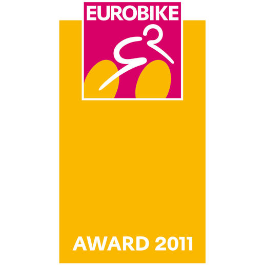 """Les lunettes Variomatic ont été récompensées en 2011 par le prestigieux """"Eurobike Award""""."""