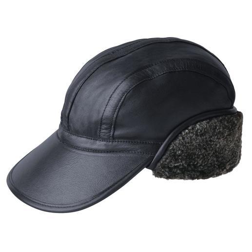 La casquette en agneau retourné La casquette d'hiver de l'élite de l'US Airforce, redécouvert.