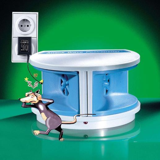 Chasseur de souris Chassez les souris et les rats, sans poison ni piège.