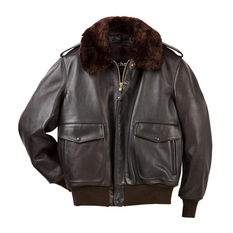 Veste en cuir d'élan   Mode Klassiker entdecken