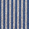 Beige/Bleu rayé
