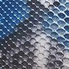 Bleu jean/Taupe/Blanc/Noir