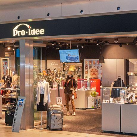 Pro-Idee Flughafenshop Köln/Bonn